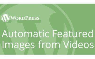 Automatisch YouTube Vorschaubilder als Beitragsbild einsetzen